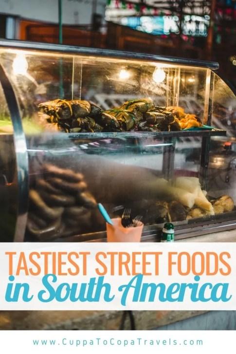 best south american street food