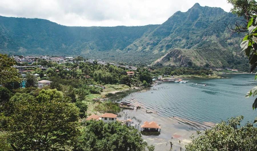 san juan town on lake atitlan: 2 weeks in guatemala itinerary