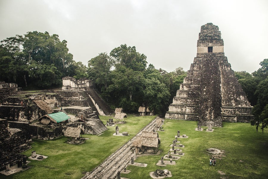 tikal and flores: 2 weeks in guatemala itinerary
