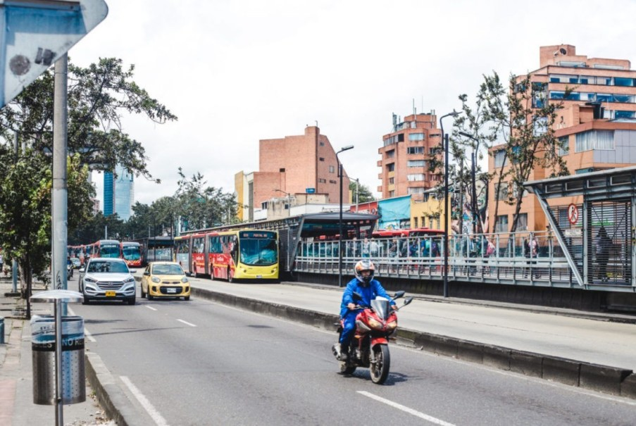 Where to stay in Bogota best barrios Colombia