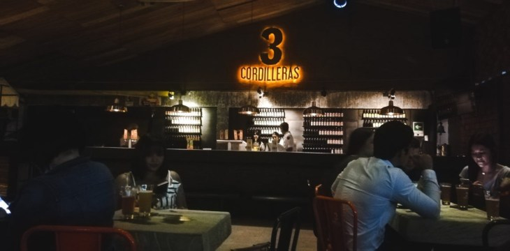 Best Craft Breweries in South America | 3 Cordilleras Cerveza | Top things to do in Medellin Colombia