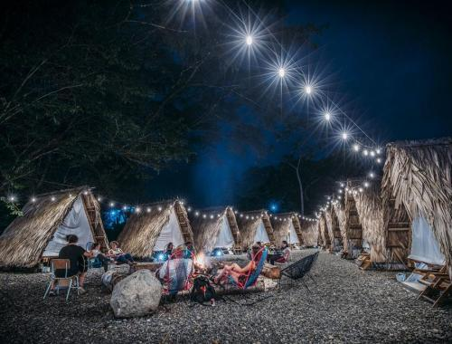 Selina boutique hostels - brands to take over the world - Latin America hostels teepees