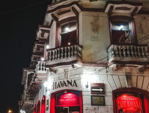 Nightlife Cartagena best bars and clubs | A Guide to Cartagena de Indias, Colombia | South America Travel Guides by Cuppa to Copa Travels