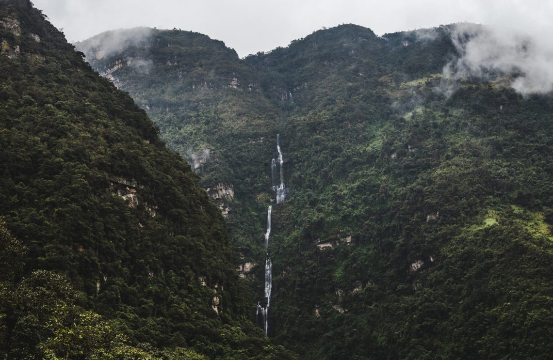 Guide to Choachi and La Chorrera waterfall Colombia's tallest falls