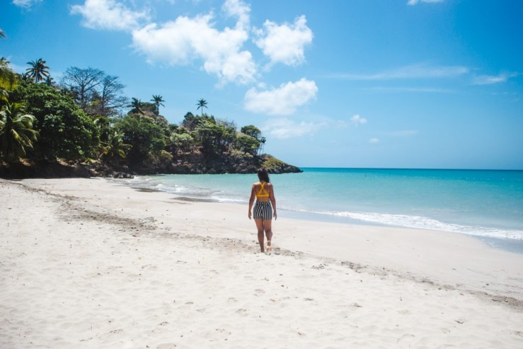 2 weeks Colombia itinerary: paradise relaxation tour | Key places to visit in a 2 week trip to Colombia paradise relaxation best beaches caribbean island isla de providencia fresh water bay