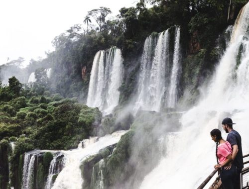 If we only had 2 weeks: South Brazil Itinerary | Iguazu Falls waterfall | Southern Brazil Travel Guide