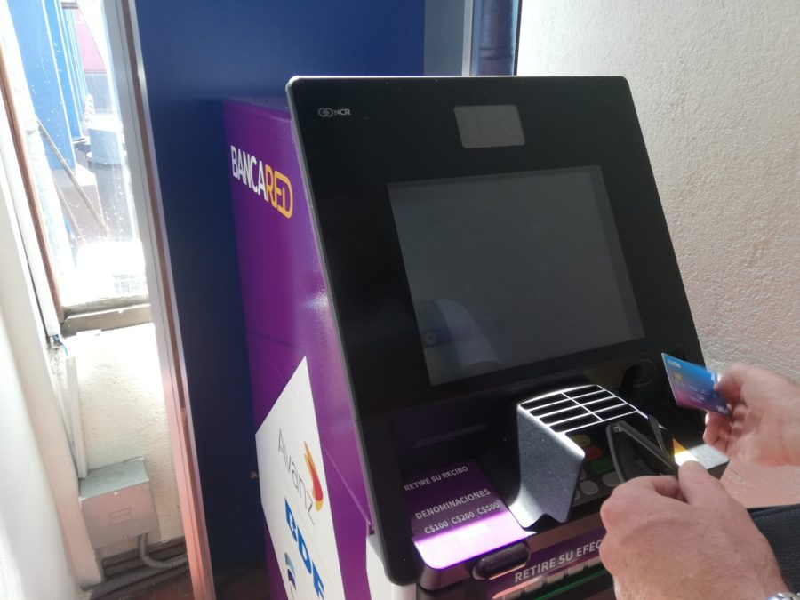 bank cash withdrawal atm free transactions revolut card pincode chip and pin travel blog latin america south america central america no bank fee
