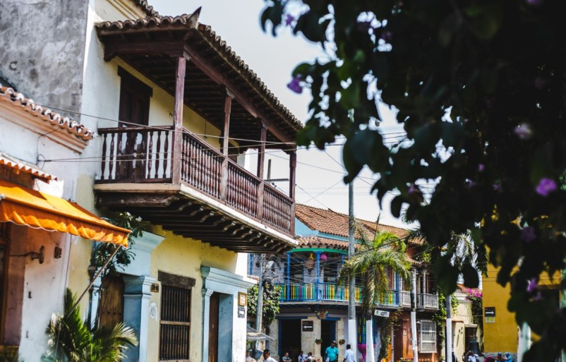 demente getsemani - best things to do in cartagena colombia