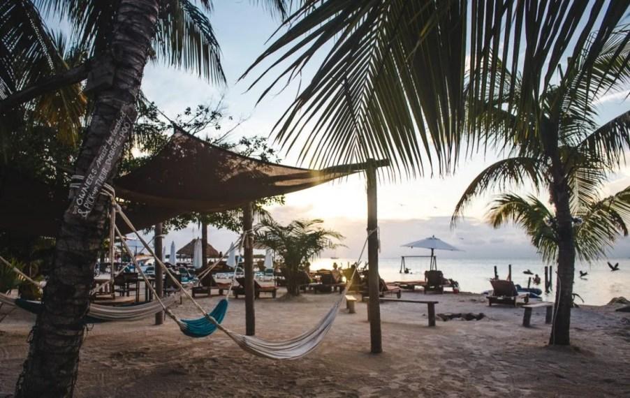 2 weeks mexico itinerary yucatan peninsula