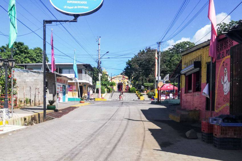 Are there ATMs on Ometepe Island Nicaragua?