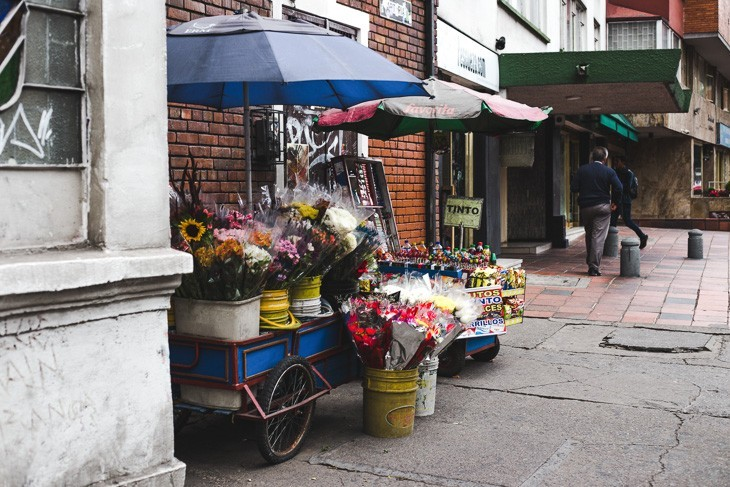 is bogota safe colombia safety travel tips