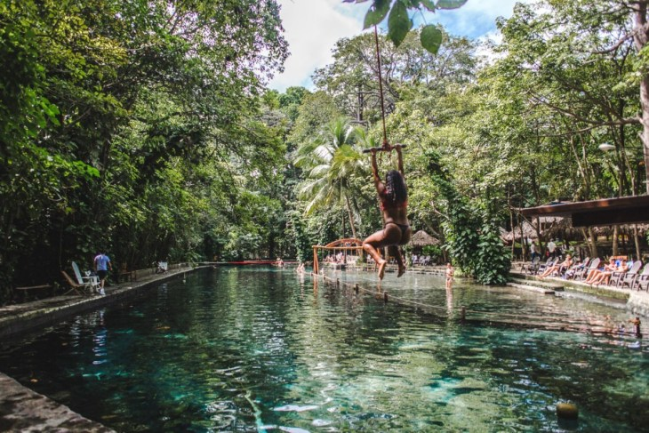 Things to do on Ometepe Island | Nicaragua travel ojo de agua