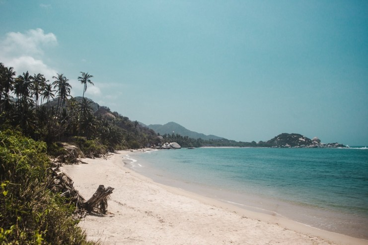 Parque Tayrona Colombia bucketlist destinations | places to go in Colombia | tourist attractions in Colombia