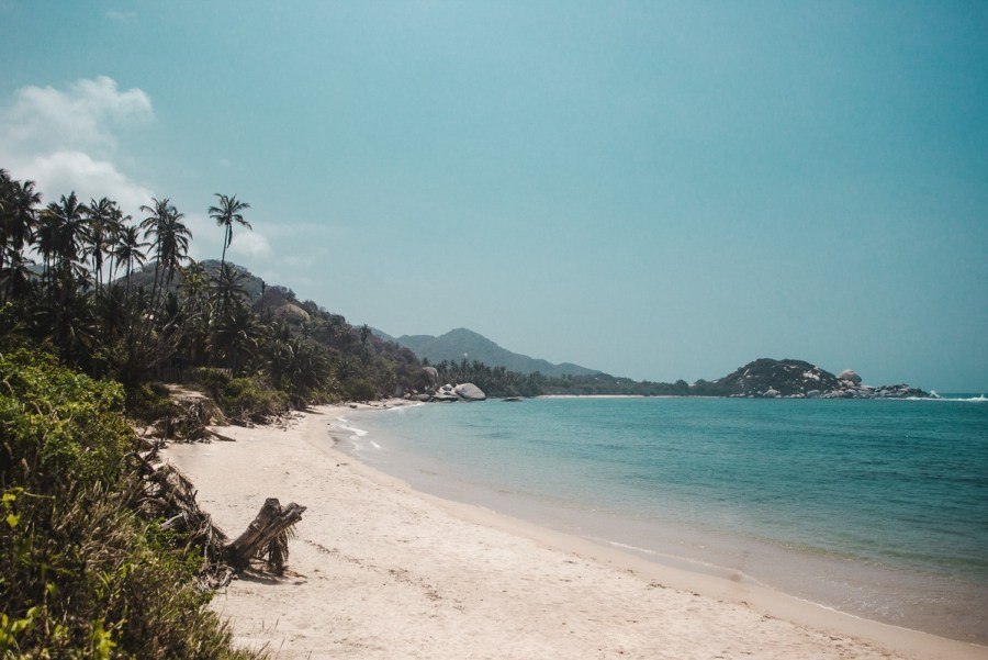 Parque Tayrona Colombia bucketlist destinations | 2 weeks in Colombia itinerary plan travel