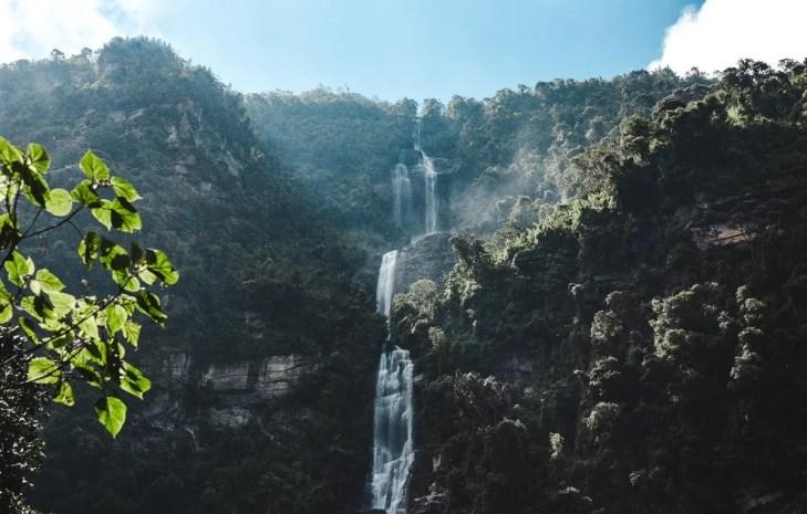 la chorrera bogota places to go in colombia tourist attractions