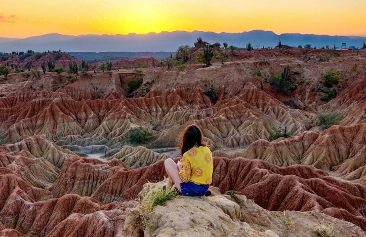 Tatacoa desert places to go in colombia tourist attractions