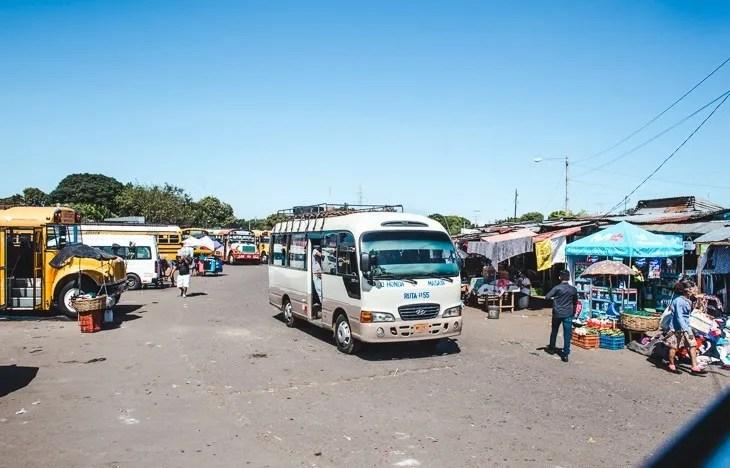 granada shuttle buses Things to do in Granada Nicaragua best hostels nightlife