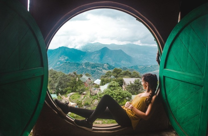things to do in Guatemala antigua hobbitenango backpacking
