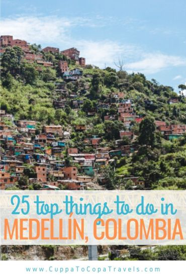 top things to do in Medellin aurora cable car