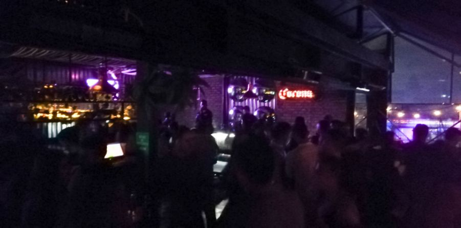 nightlife in bogota colombia zona t morena