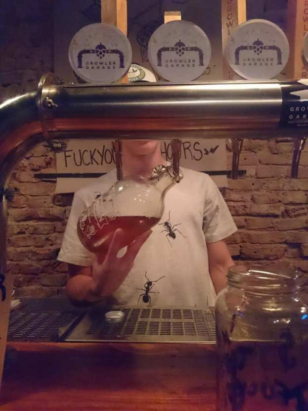 best party destinations in south america cities rosario argentina growler bar