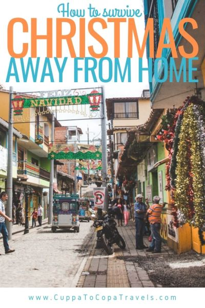 GIFT TRAVEL first christmas away from home
