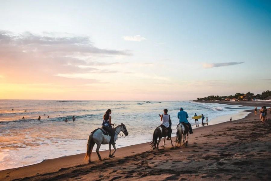 what to do in leon nicaragua beach las penitas