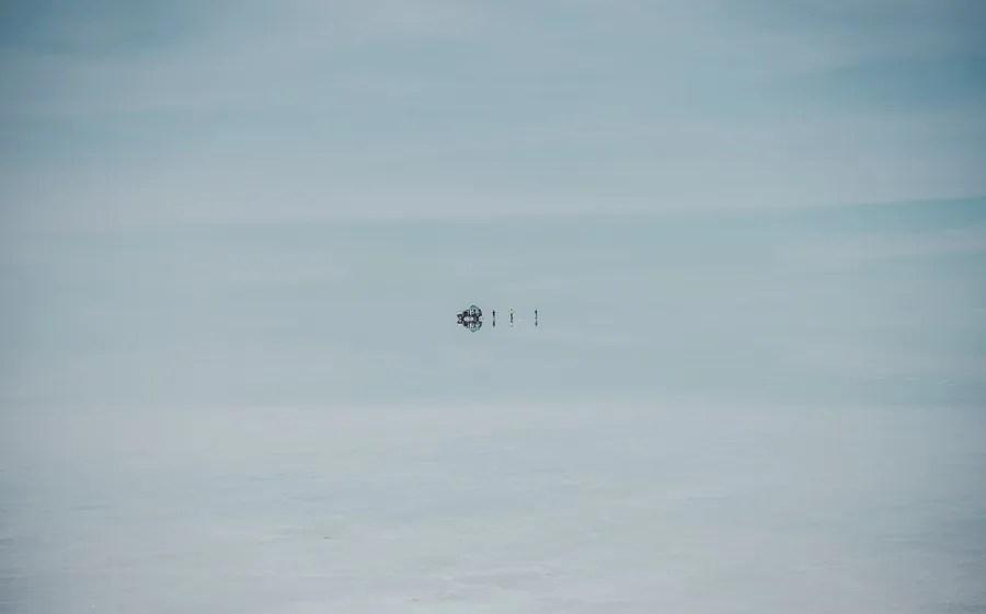 uyuni salt flats: 2 weeks Bolivia itinerary