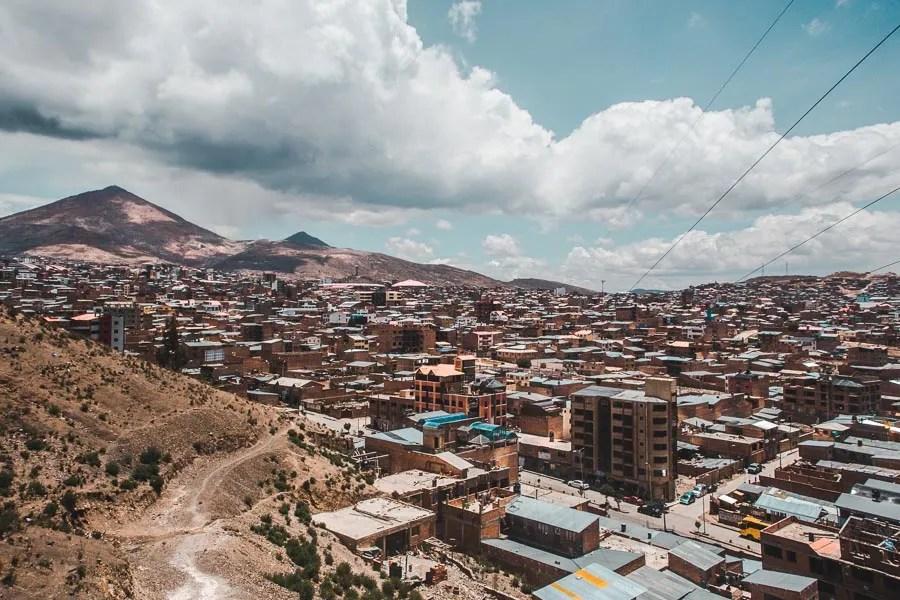 potosi: 2 weeks bolivia itinerary