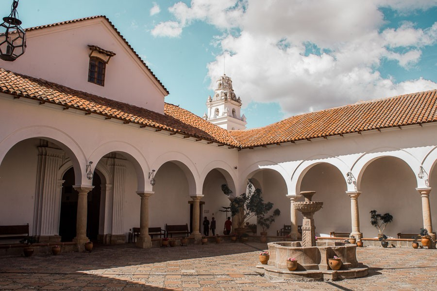 sucre: 2 weeks bolivia itinerary
