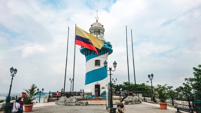 El Faro lighthouse: things to do in guayquil ecuador
