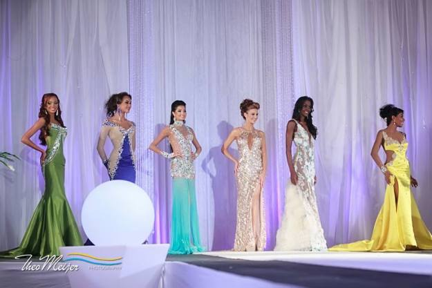 Miss Universe Curaçao pageant