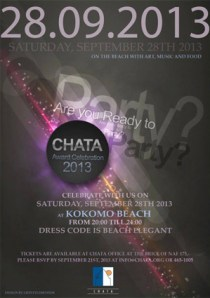 CHATA Award Celebration Curacao