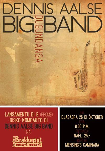 Dennis Aalse Big Band CD Presentation