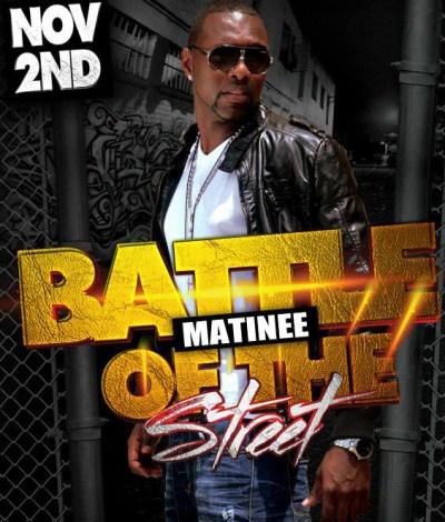 Battle of the Street at Facade Curacao
