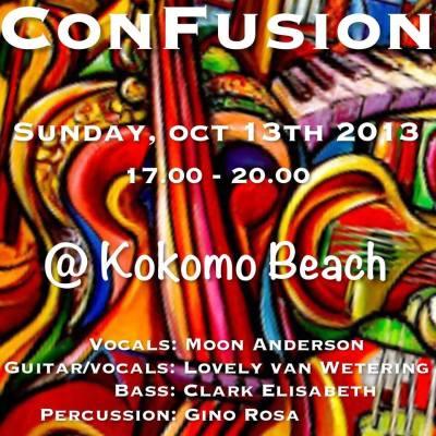 Confusion at Kokomo Curacao