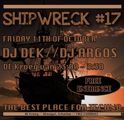 Shipwreck at De Kroeg Curacao