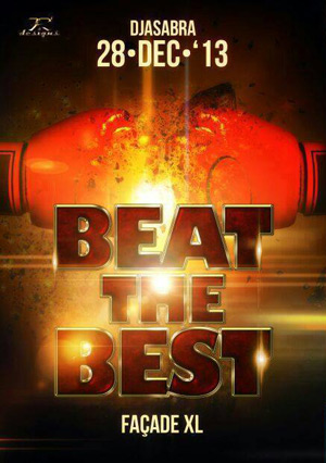 Beat the Best Party at Facade Curacao