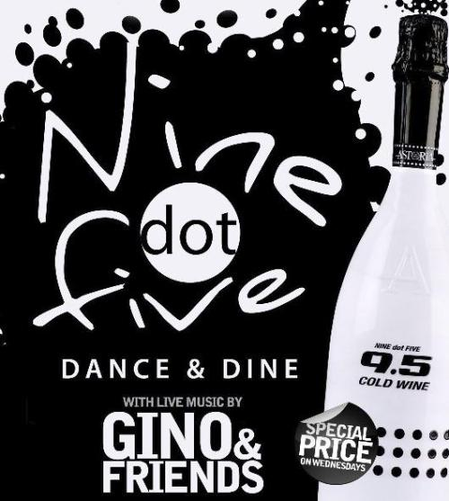 Nine dot five party at Cabana Beach Curacao