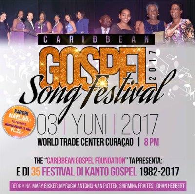 Caribbean Gospel Song Festival at WTC Curacao