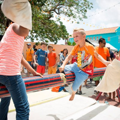 Kings Day 2017 Pietermaai Curacao