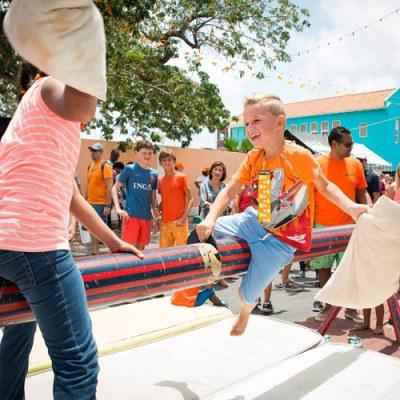 Kings Day Pietermaai Curacao