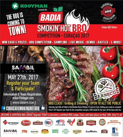 BBQ Competition in Curacao