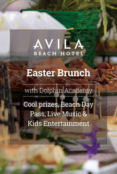 Easter at Avila Beach Hotel Curacao