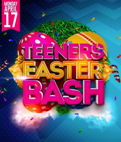 Teeners Easter Bash at Club Elevate Curacao