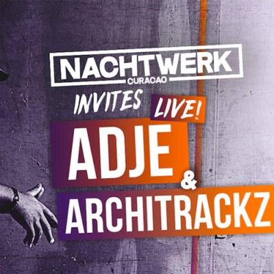 Nachtwerk Invites Adje & Architrackz at Club Spoonz Curacao