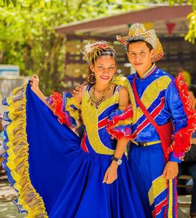 Feria de Gastronomia Colombiana in Curacao