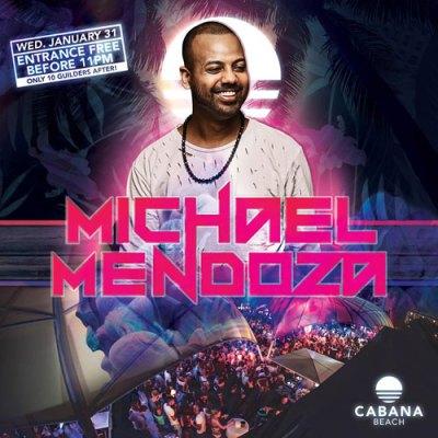 9 dot 5 with Michael Mendoza at Cabana Beach Curacao