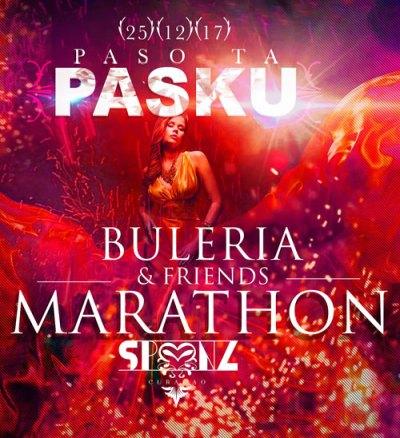 Buleria Marathon at Club Spoonz Curacao
