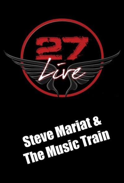27 Live Steve Mariat Music Train at 27 Curacao